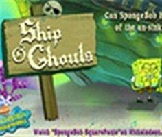 Spongebob Hayalet Gemi